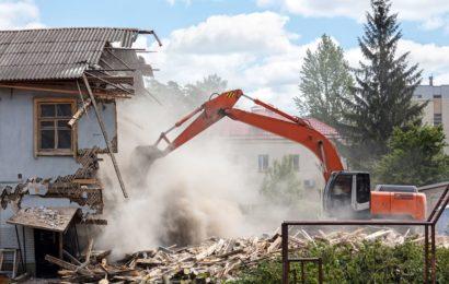 Najlepsze roboty rozbiórkowe Katowice do prac budowlanych