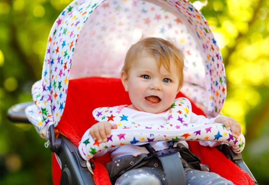 Wyprawka dla maluszka – wybór wózka dziecięcego 2 w 1